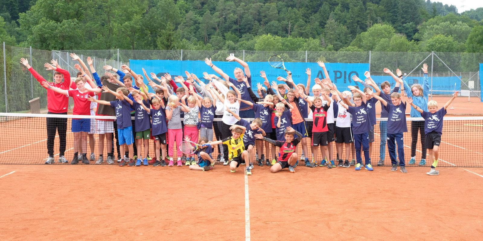 Permalink auf:Tennis Fußball Camp 2017